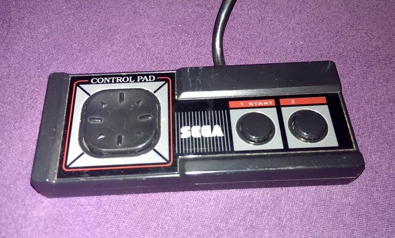 Ovládač k Master System