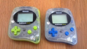 Nintendo Pokémon Mini
