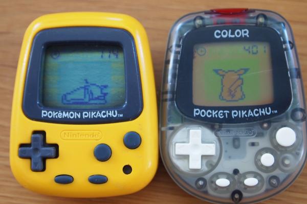 Nintendo Pokémon Pikachu a jemu podobné