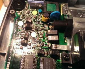 Game Gear repair