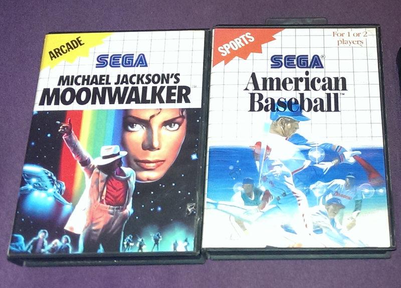 Master System hry