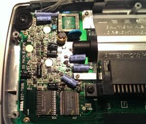 Game Gear repair
